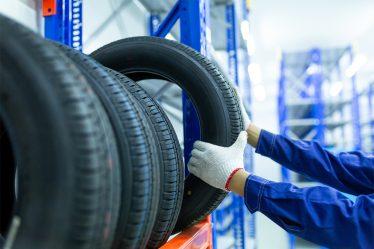 La solution de stockage de pneu, pour un rayonnage résistant et sûr