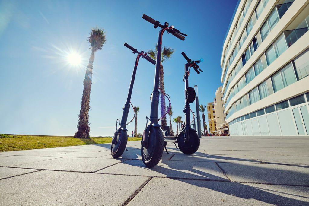 professionnel de la mobilité urbaine