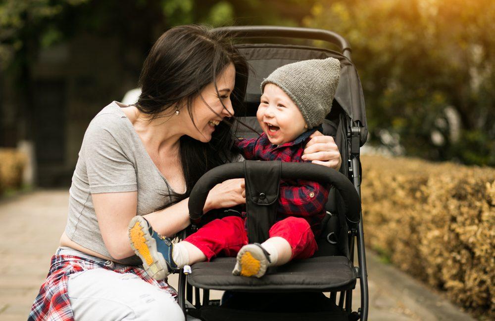 Des poussettes bébé pour tous les âges
